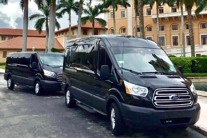 Private airport transfers with meet & greet