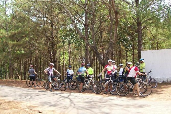 1Day Biking to Nha Trang from Dalat