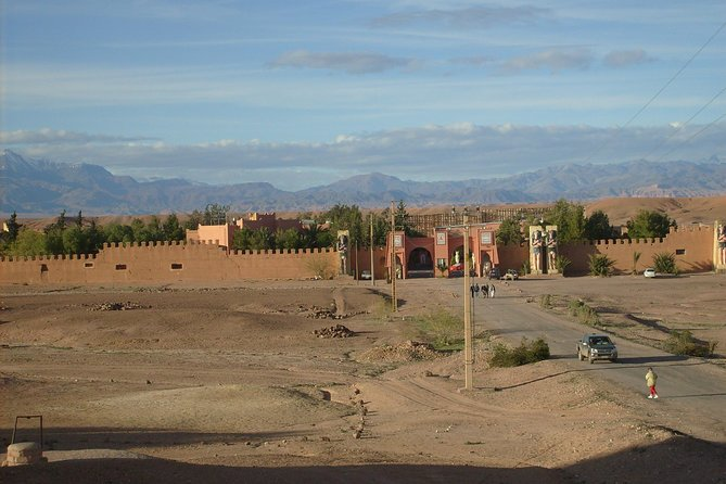 Day Trip to Ouarzazate & Ait Benhaddou From Marrakech