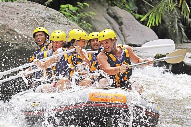 White Water Rafting & ATV Adventure Private & All-Inclusive Tour