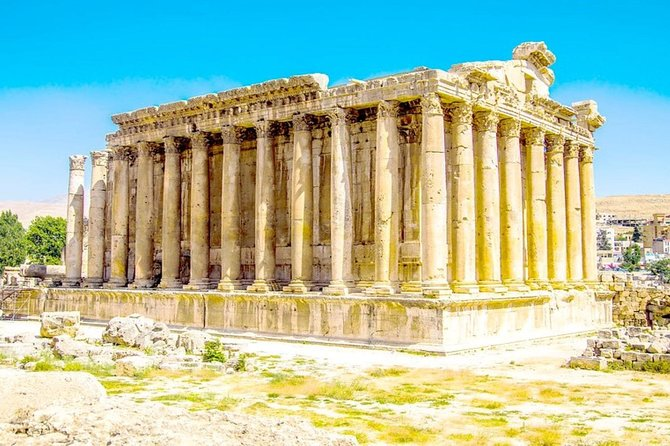 Small - Group Tour to Baalbek, Cedars & St Anthony Qozhaya -Day Trip from Beirut