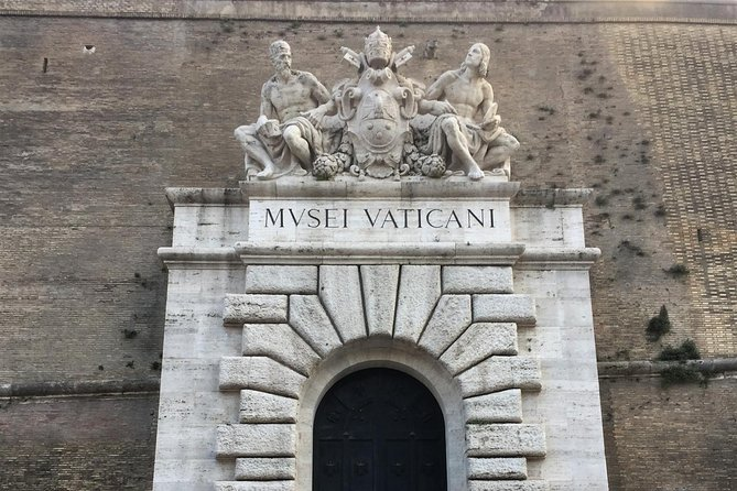 Vatican Museum, Sistine Chapel Guided Tour with Basilica Access