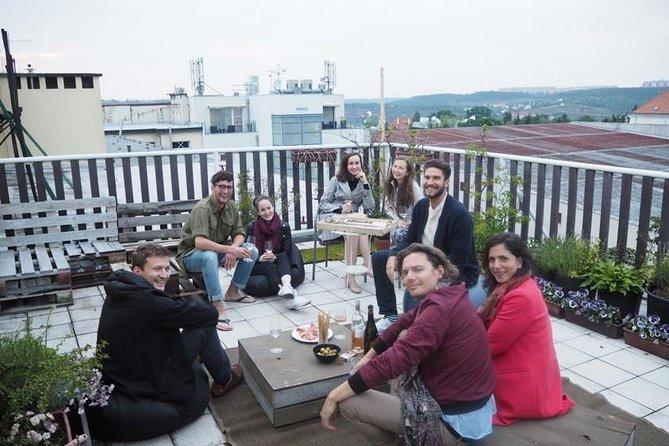 Summer Czech Rooftop Dinner & Drinks