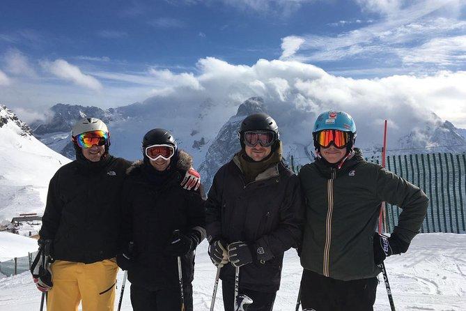 Sellaronda Ski and Snowboard Safari