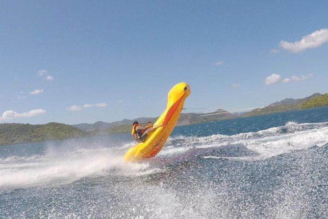 Flyfish ride and Clear Kayak Experience in Coron