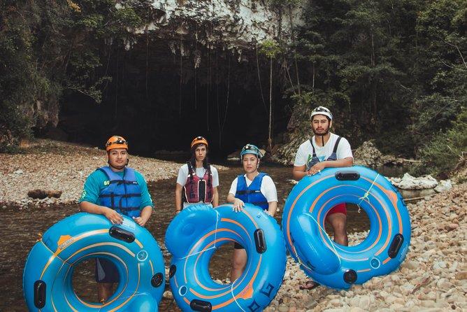 Belize Cave Tubing Adventure from San Ignacio