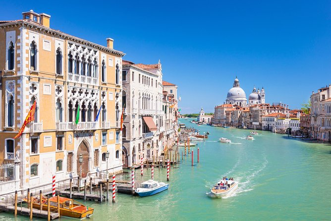 Venice Marco Polo Airport Link Departure Transfer