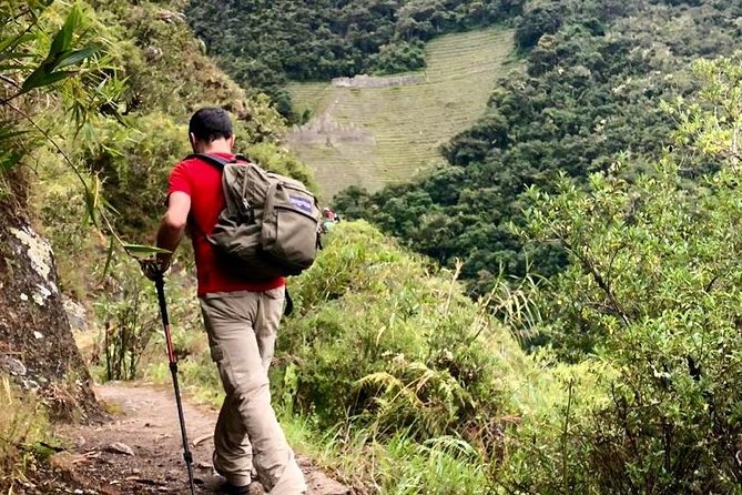 1 Day Inca trail to Machu Picchu