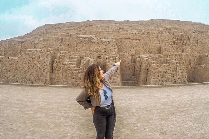 Huaca Pucllana, Huallamarca and Pachacamac Tour photo 1
