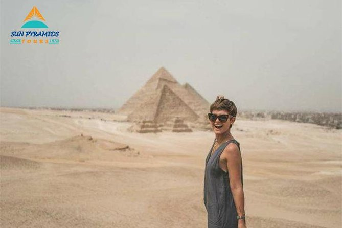 Pyramids, The Egyptian Museum, Khan Khalili Bazaar And Nile Dinner Cruise