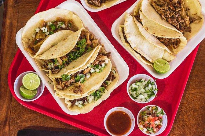Authentic Hispanic Taco Experience