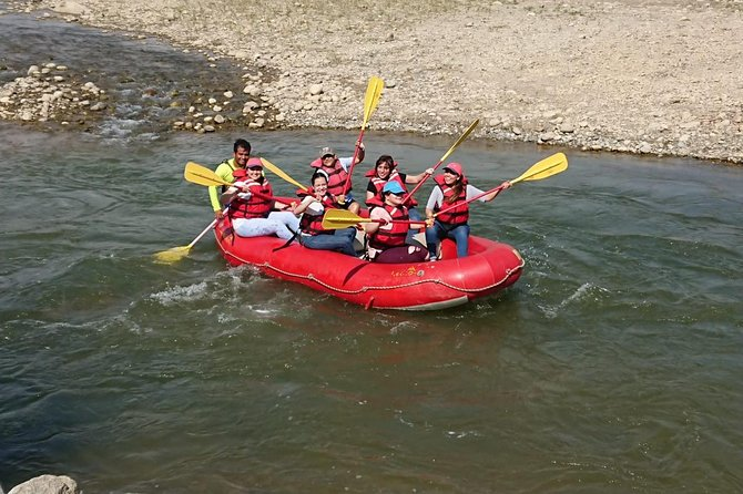 La Bocana Whitewater Rafting Experience: Low Difficulty