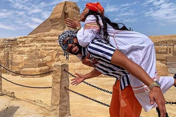We offer full day tours to the great pyramids of Giza photo 2