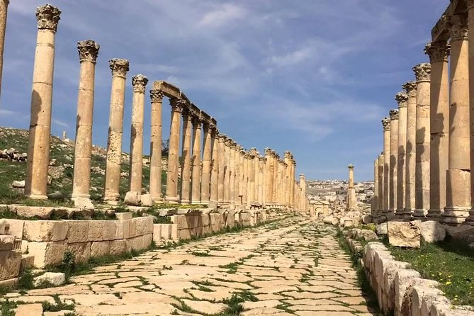 Jerash Private day tour