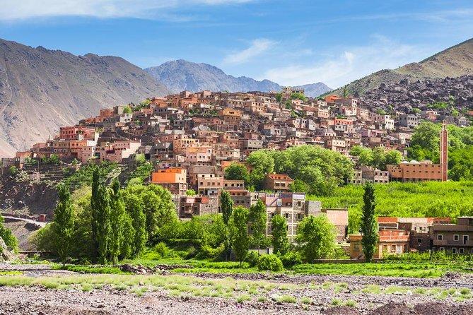 Marrakech to Imlil Transfers