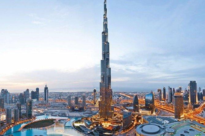 Dubai City Sight seeing Tour - Sharing Basis