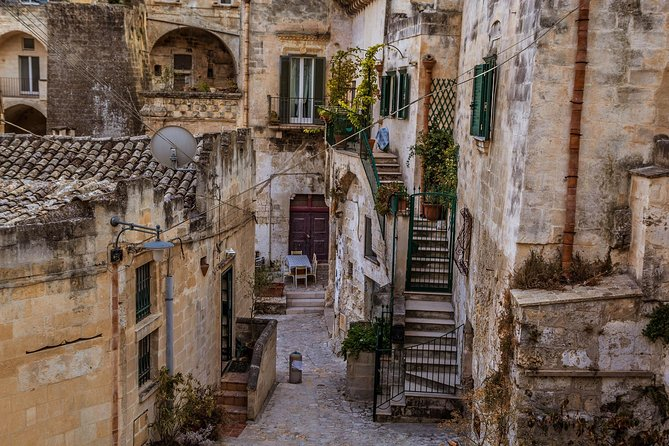 Matera Like a Local: Customized Private Tour