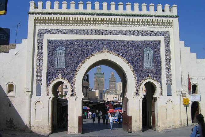 Explore Beautiful Fez: Full day City Tour with Private Guide