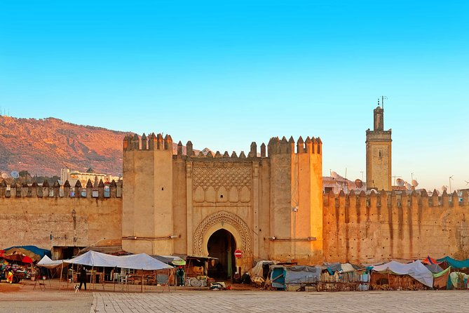 Morocco highlights tour from Casablanca 10 days