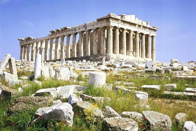 Enchanting Athens & Sounio Private Sightseeing