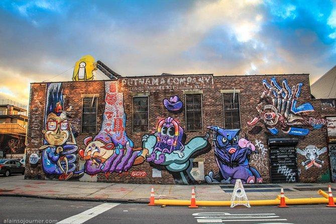 Brooklyn Street Art-fietstocht