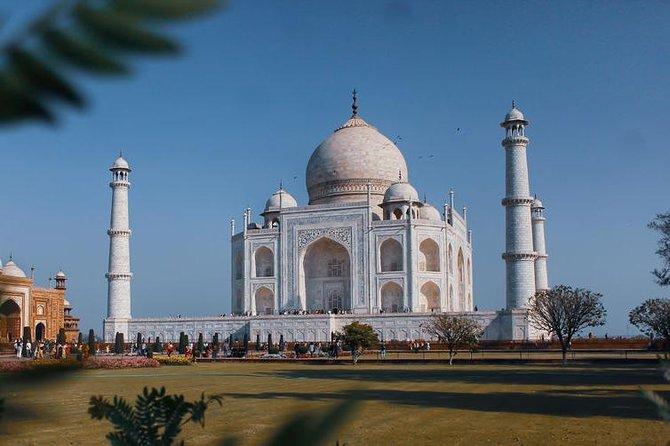Agra Taj Mahal Overnight Tour from Delhi with All Inclusive