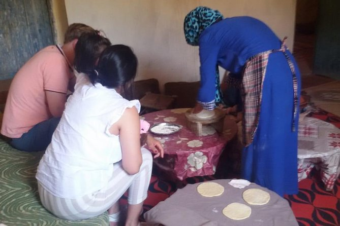 one day with the locals in a berber village + Tagine cooking class