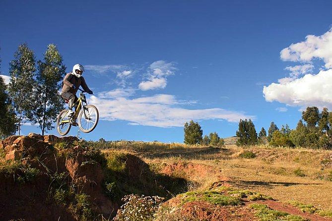 Pro Downhill Bike: Yuncaypata Route