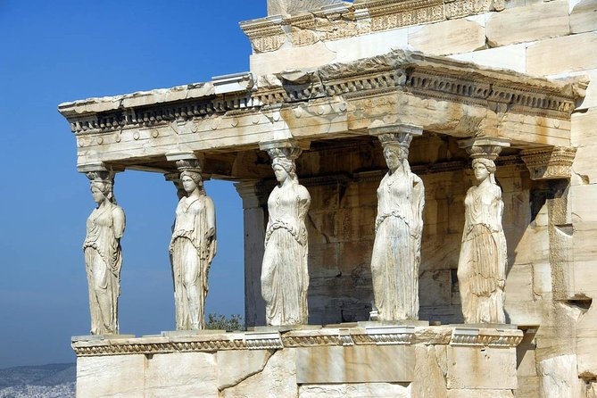 Athens & History in 6hrs Private Sightseeing
