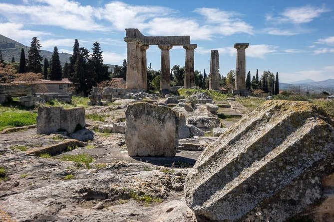 Corinth Private Tour From Athens - Taxi, Van, Mini Bus