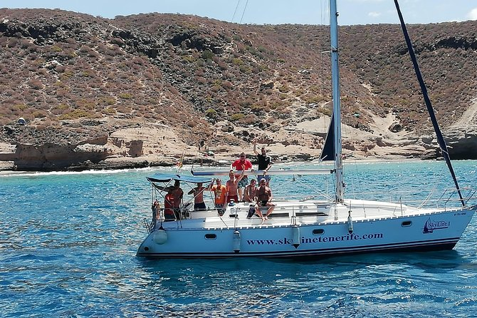 3-hour sailing yacht excursion aboard Skyline 1 photo 4