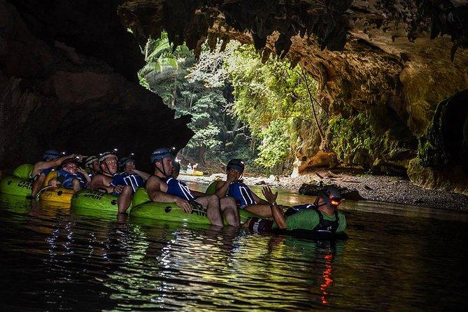 Cave Tubing Adventure