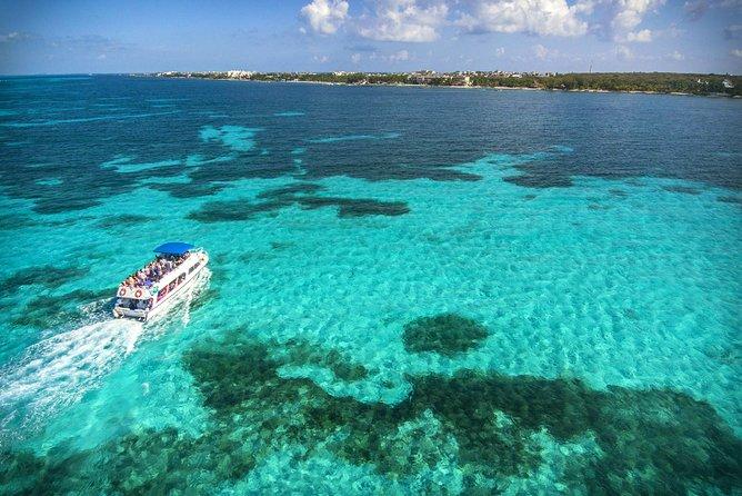 Aquaworld's Isla Mujeres Tour with Snorkel