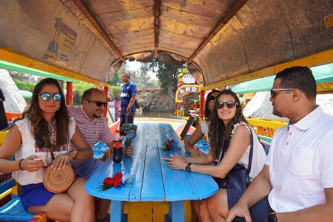 Private Tour: Xochimilco, Coyoacán and Frida Kahlo Museum