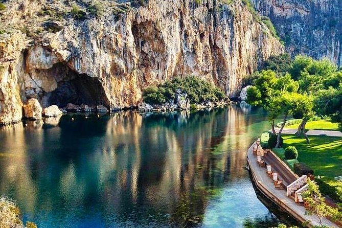 Thermal SPA - Wellness & Leisure Experience At Lake Vouliagmeni in Athens photo 4