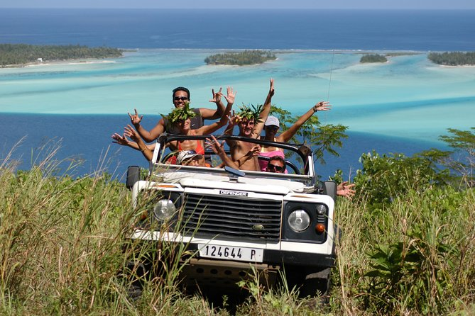 Tupuna Safari 4x4 Jeep Tours