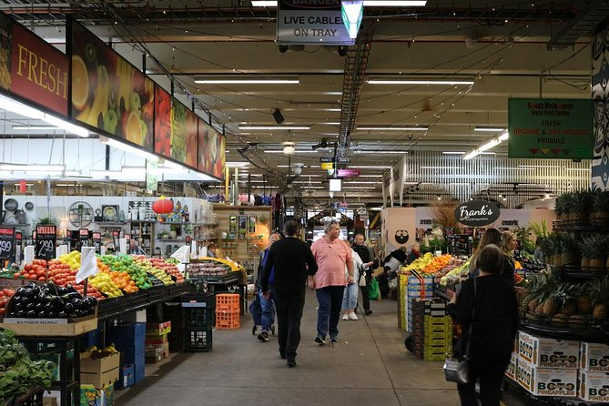 Melbourne - Private Multicultural Markets Food Tour