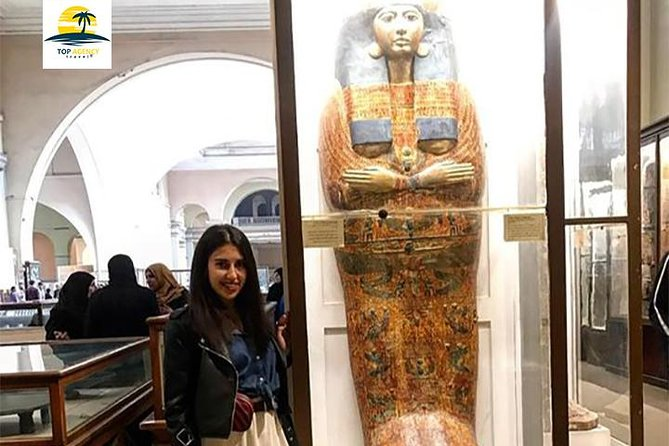 Tour To Egyptian Museum , Citadel And Old Cairo photo 1