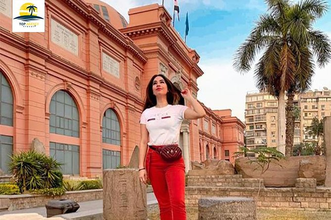 Private Tour To Egyptian Museum , Citadel And Old Cairo photo 3
