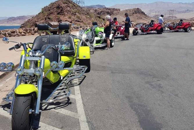 Hoover Dam Trike Tour photo 8