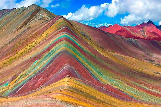 Machupicchu & Rainbow Mountain 2 days ( Group Service)