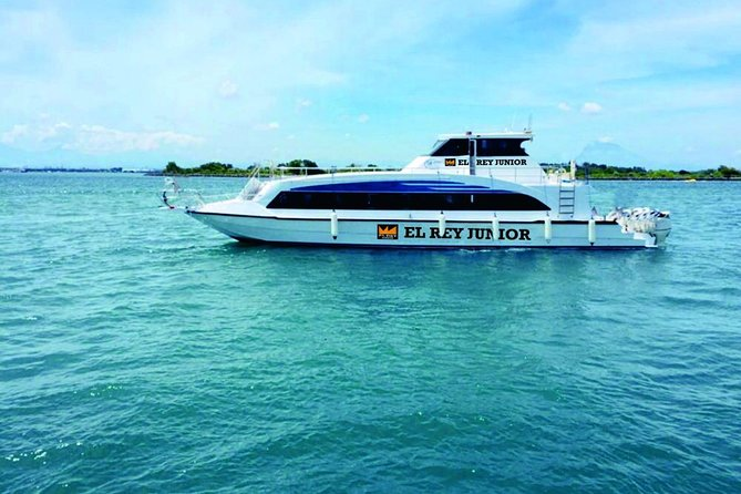 Fast Boat from Sanur to Penida | Departure Time at 08.00am