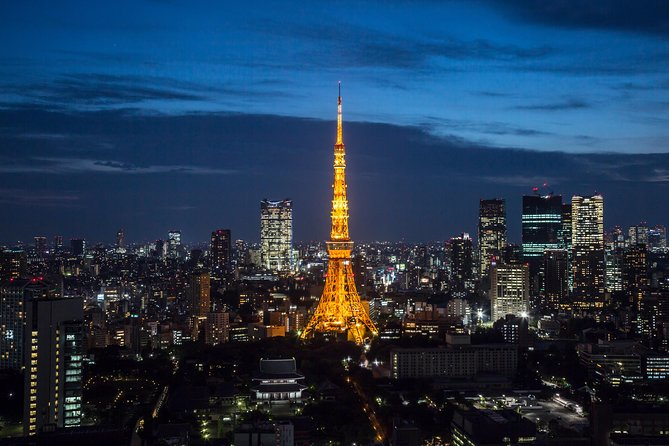 Tokyo Tower Admission Ticket