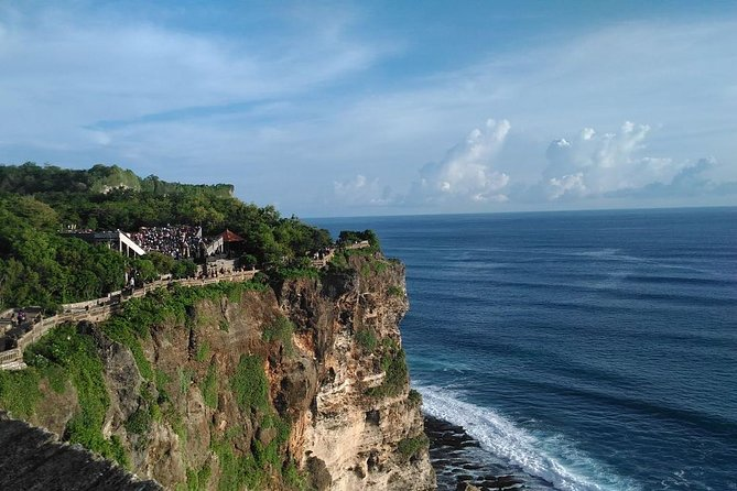 Uluwatu temple bali sunset tour