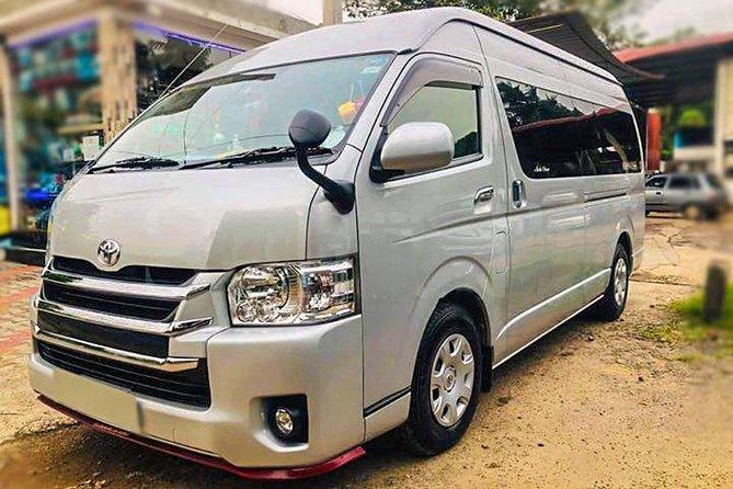 KDH Luxury Vans For Hire in Sri Lanka