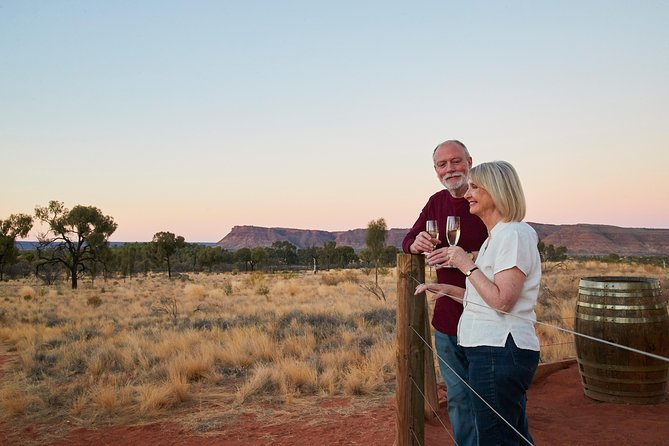 Uluru Base and Sunset Half-Day Trip with Optional Outback BBQ Dinner