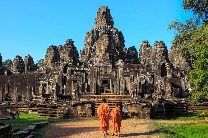 Siem Reap Angkor Wat Temples Tour – Full Day