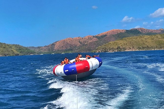Hurricane Ride and Clear Kayak Experience in Coron