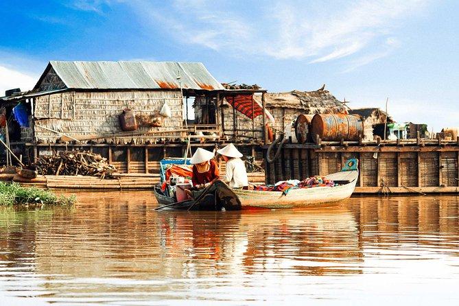 Kompong Phluk Floating Village Tour – Half Day