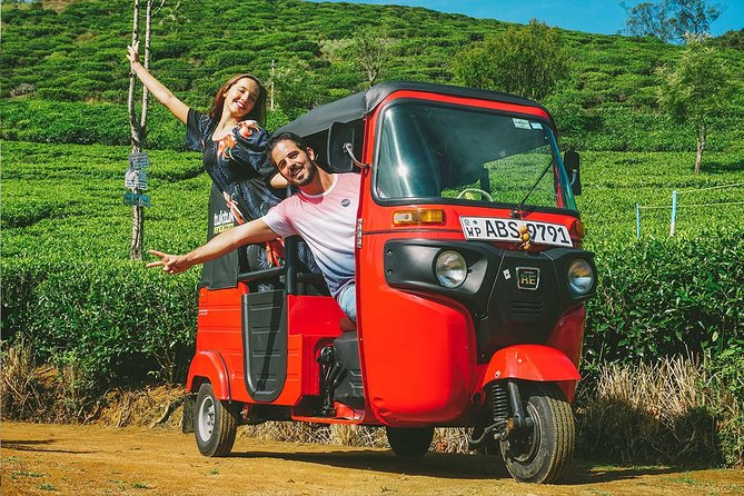 Nuwara Eliya City Tour by Tuk-Tuk